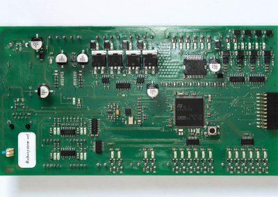 Scheda Ethernet Real-Time per sincronizzazione del sistema di visione industriale