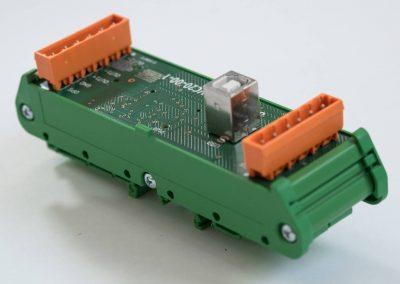Scheda I/O di potenza veloci con configurazione tremite USB